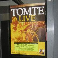 Tomte live in Mülheim